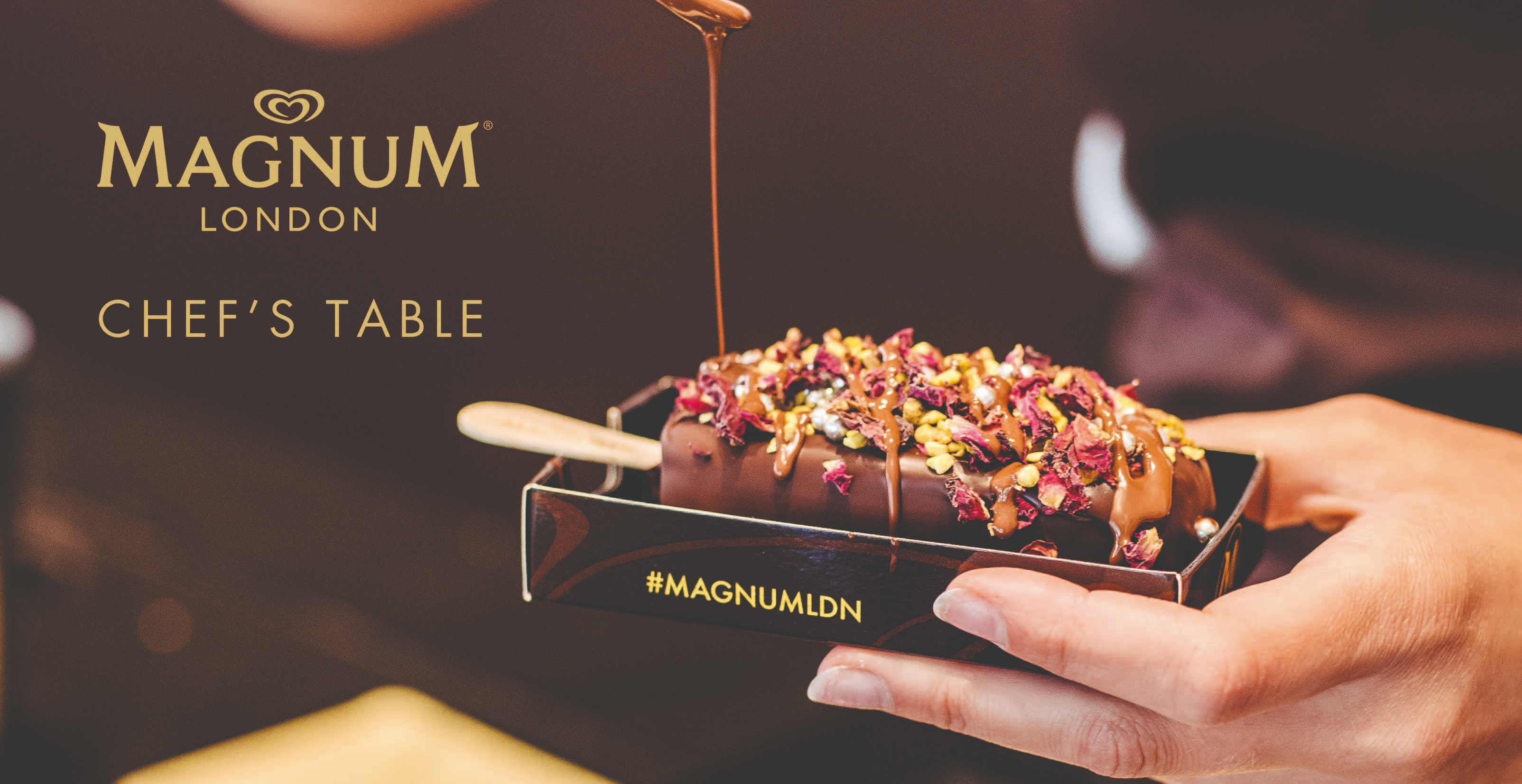 Magnum Chef's Table