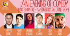 An Evening Of Comedy Drink Shop Do