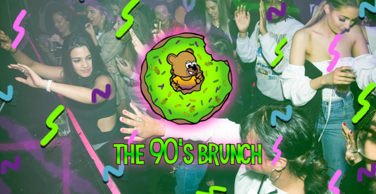 The 90s Brunch - 29th June