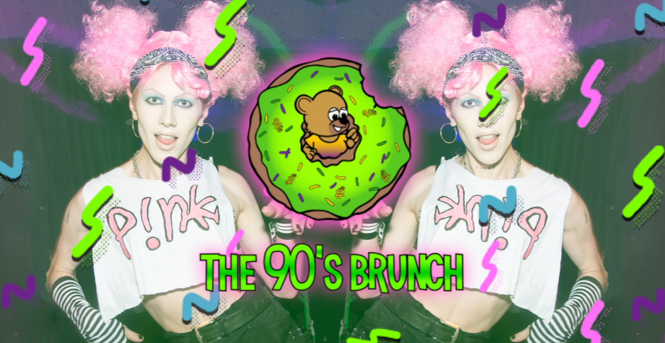The 90s Brunch 27th July