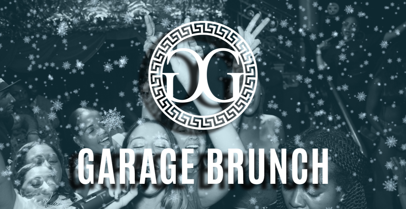 Garage Brunch 9th November