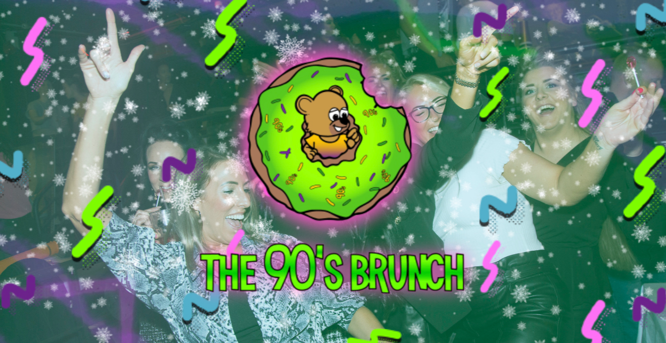 The 90s Brunch 7th December - CHRISTMAS SPECIAL