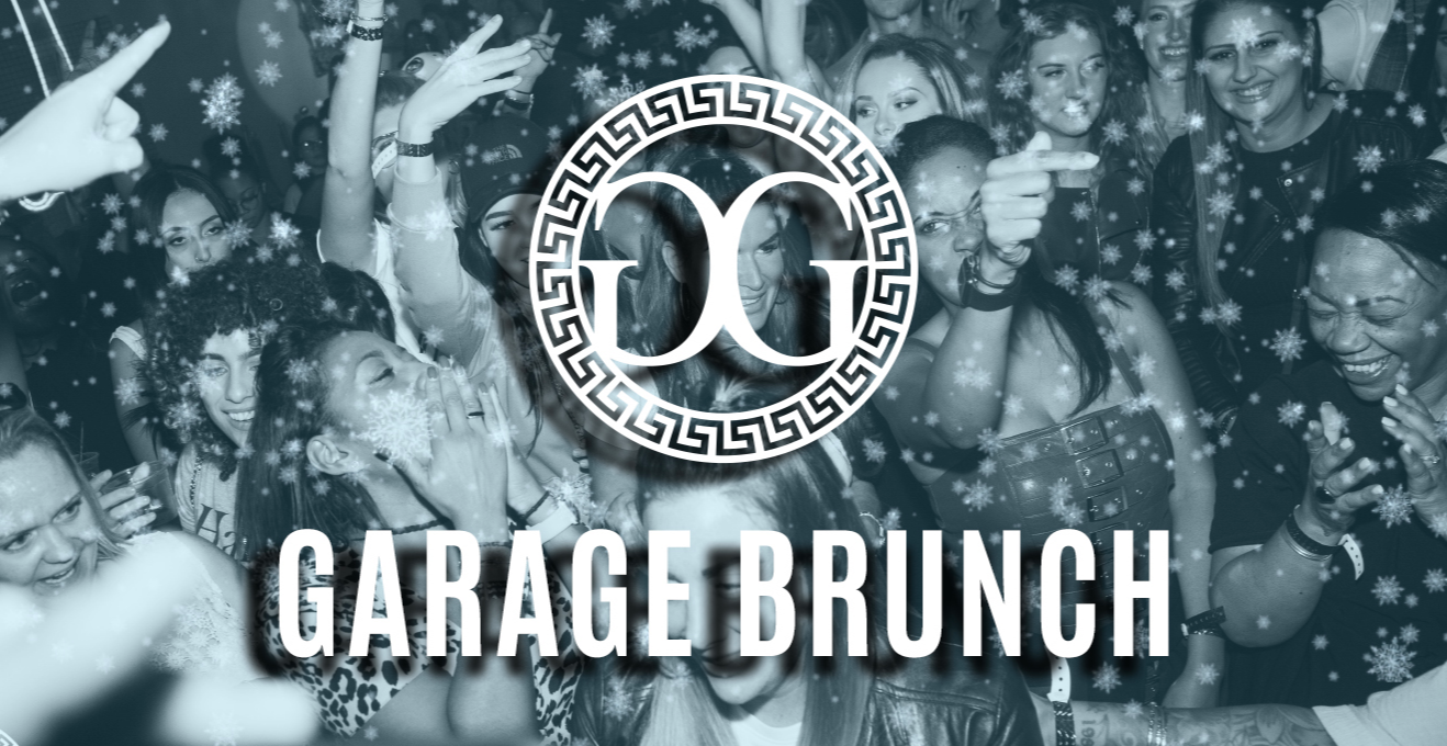 Garage Brunch 16th November