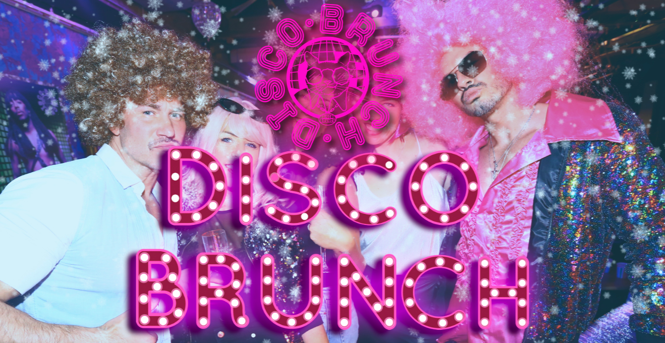 Disco Brunch 18th April