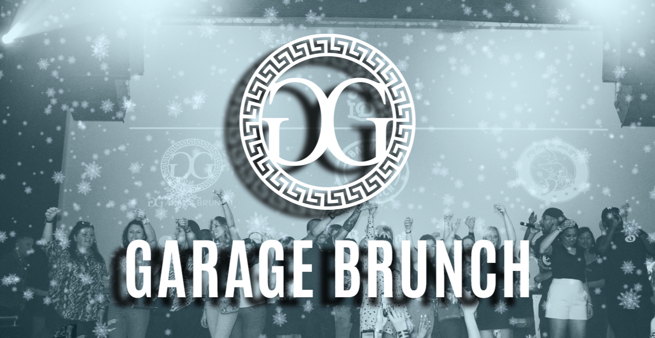 Garage Brunch 21st December - CHRISTMAS SPECIAL