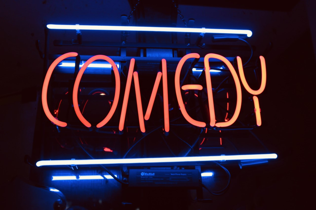 Tuesday Night Comedy Ripper!