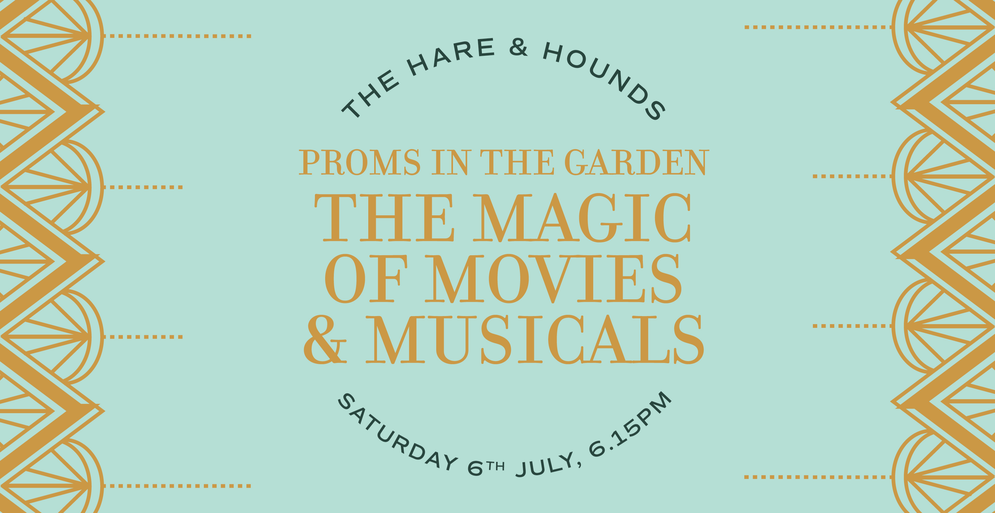 The Hare & Hounds ' Proms in the Garden 2019'