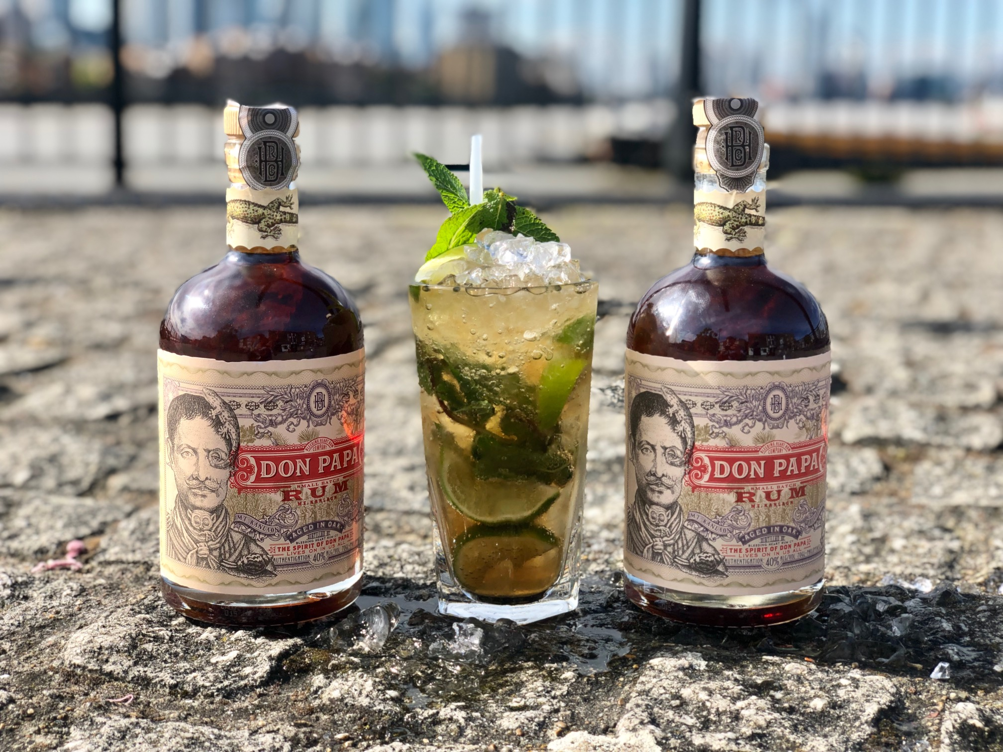Don Papa Rum Experience