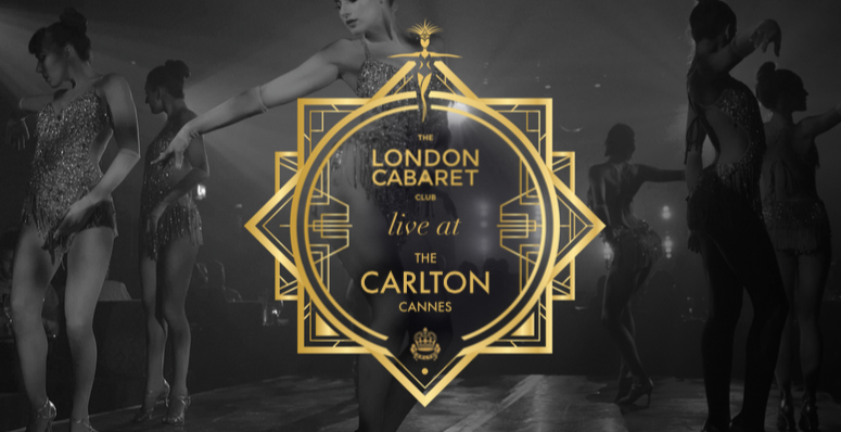 All About Gatsby Live at The Carlton Cannes