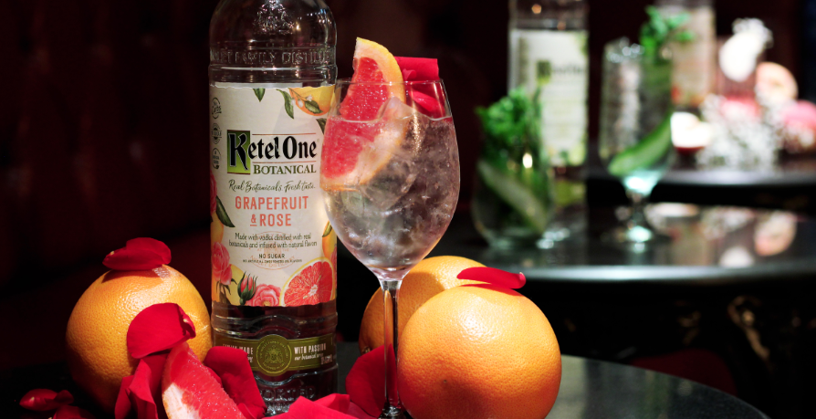 Ketel One Botanicals Tasting and Masterclass