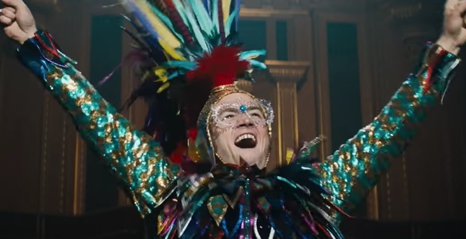 THE BOTTOMLESS SINGING CINEMA PRESENT: ROCKETMAN - MANCHESTER