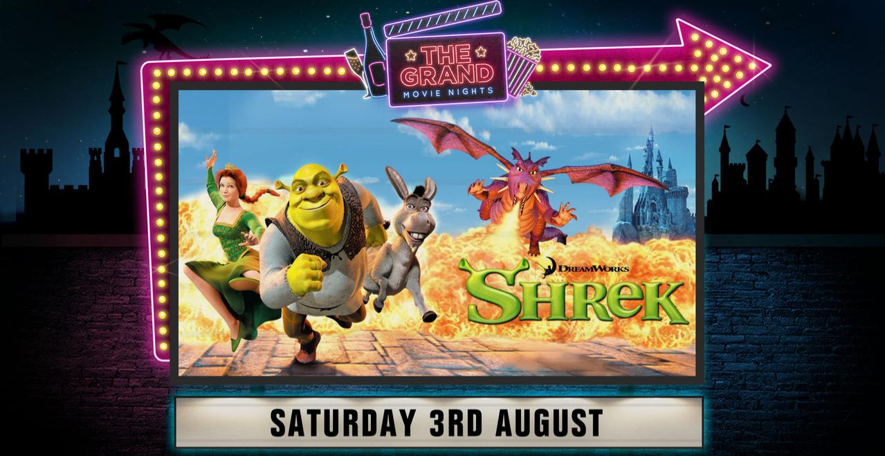 Shrek Movie Night | Clapham, London Film Screenings Reviews