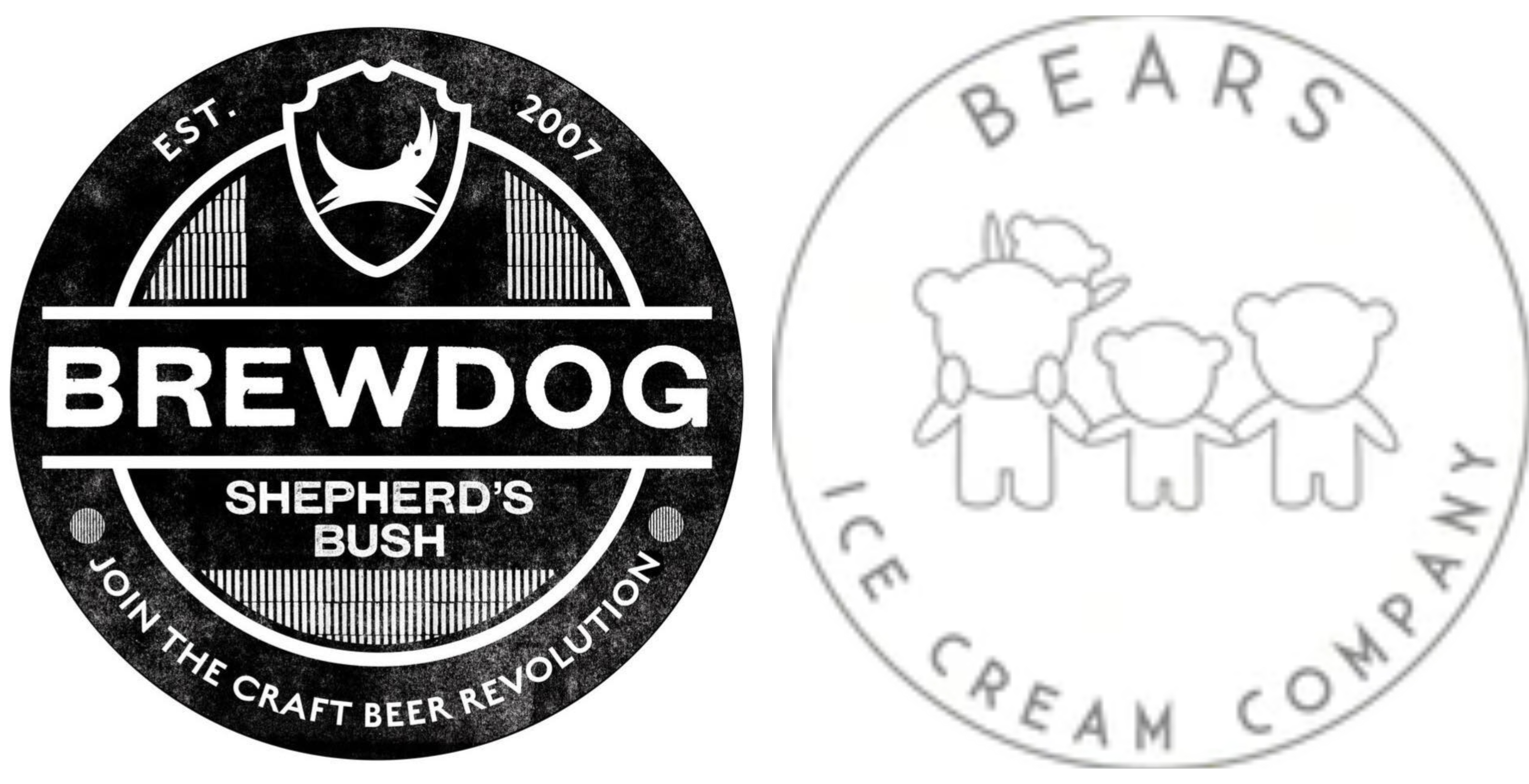 The Bear and The Dog - Beer and Ice Cream Pairing!