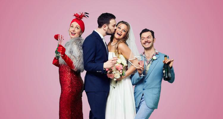The Wedding Reception Confetti and Chaos Immersive Dining Edinburgh Fringe