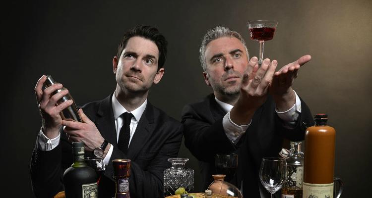 Thinking Drinkers Edinburgh Fringe