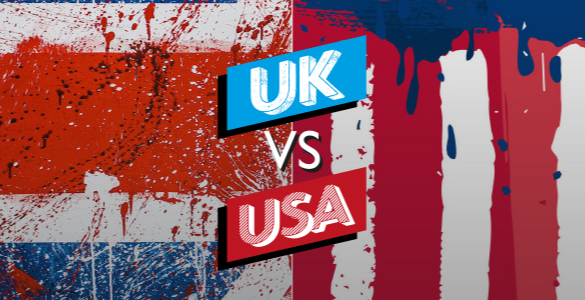 90s VS 00s Presents - UK VS USA