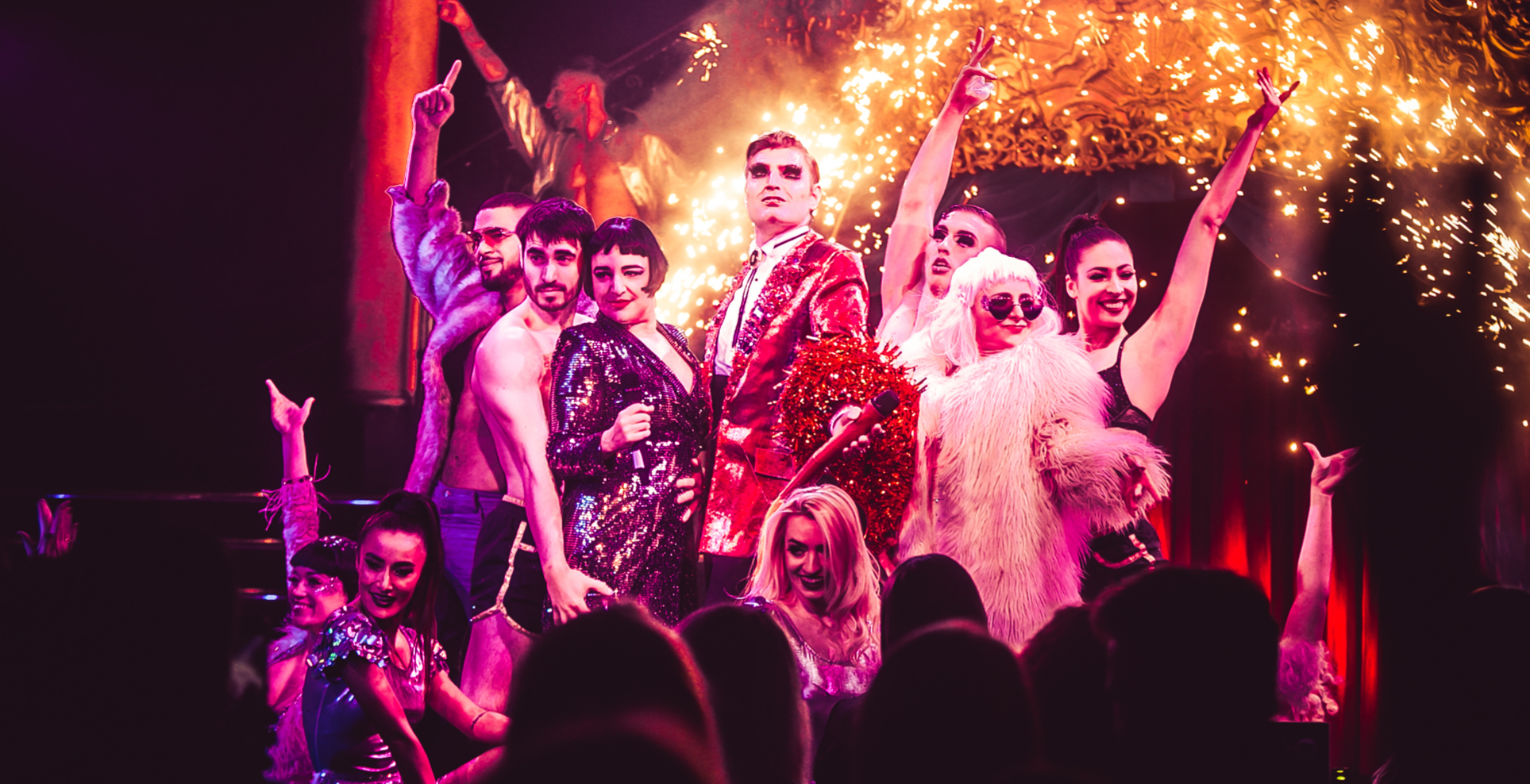 The Disco Cabaret Show - SATURDAYS