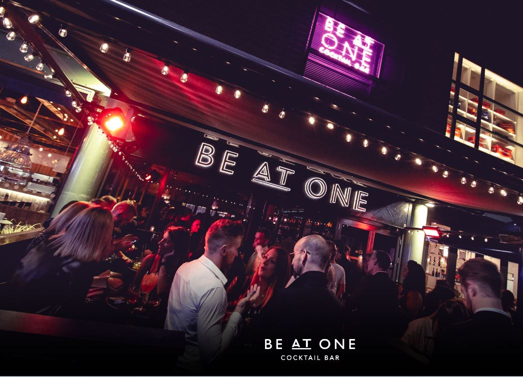 Be At One Brindleyplace – New Year's Eve
