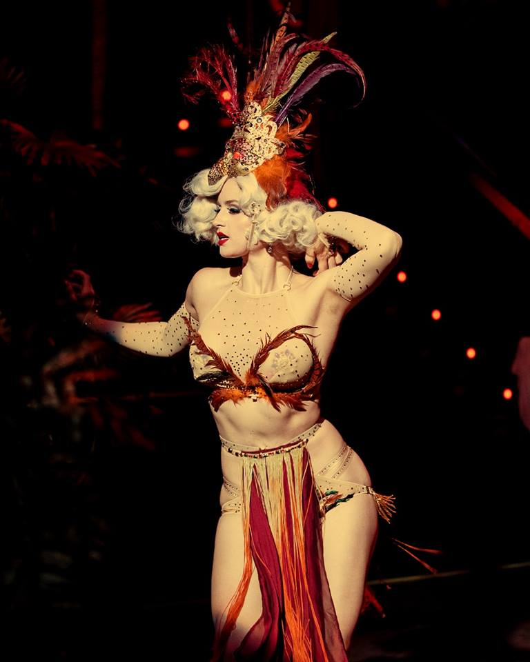 Proud Burlesque Presents: Opulence