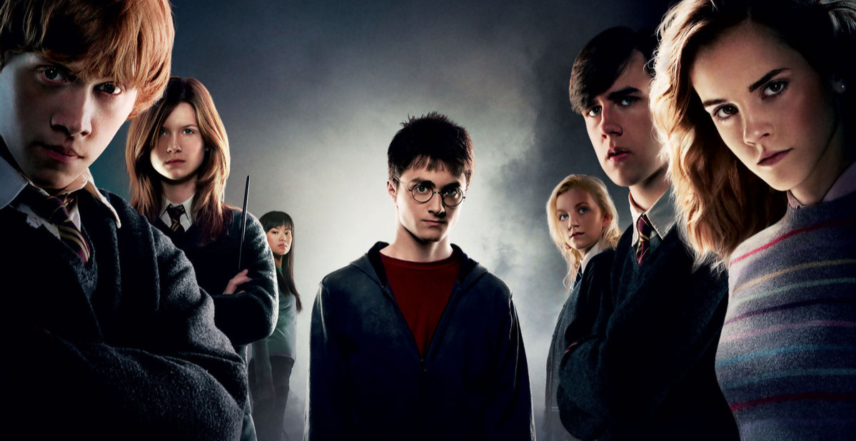 THE BOTTOMLESS CINEMA PRESENT: HARRY POTTER & THE ORDER OF THE PHOENIX - MANCHESTER