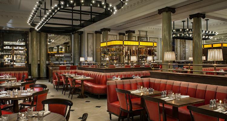 Holborn Dining Room | Dry G&T | DesignMyNight