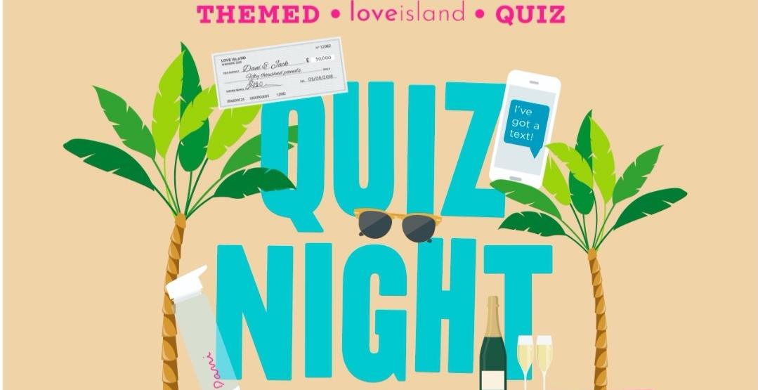 Love Island Quiz Night   Liverpool Quiz Night Reviews