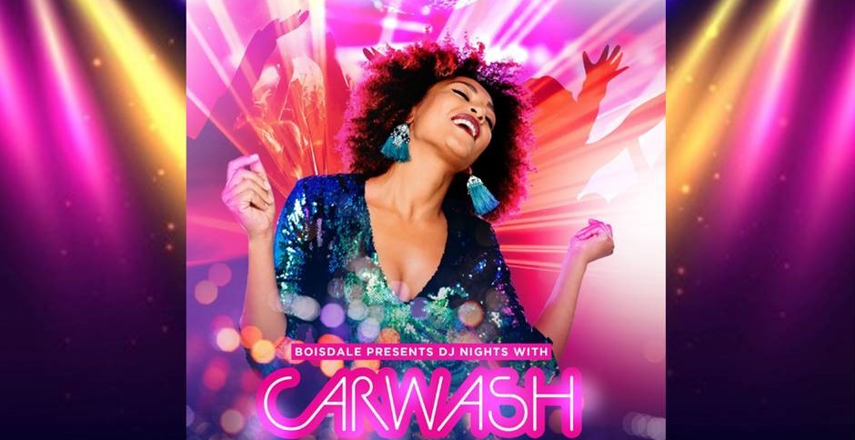 Car Wash - 70s and 80s Soul and Disco