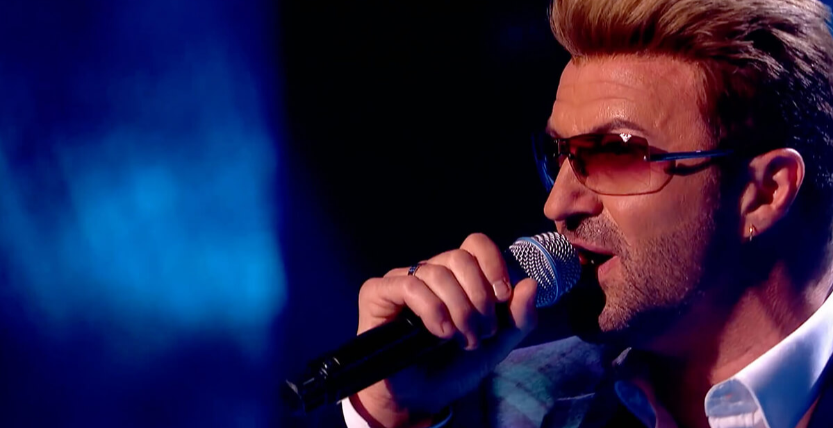 George Michael relived with Rob Lamberti