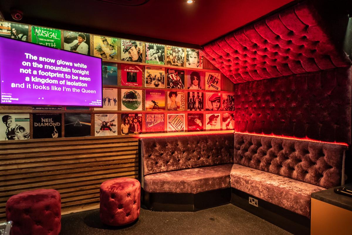 London S Best Private Karaoke Rooms Designmynight