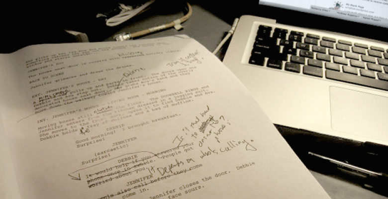 FROM MIND TO PAGE - How to create your own work and get your script commissioned 4-week intensive (September 19)