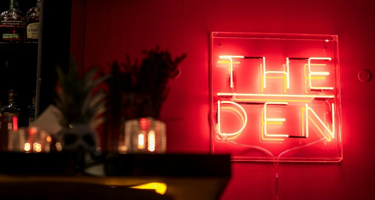 The Den at 100 Wardour Street London Review
