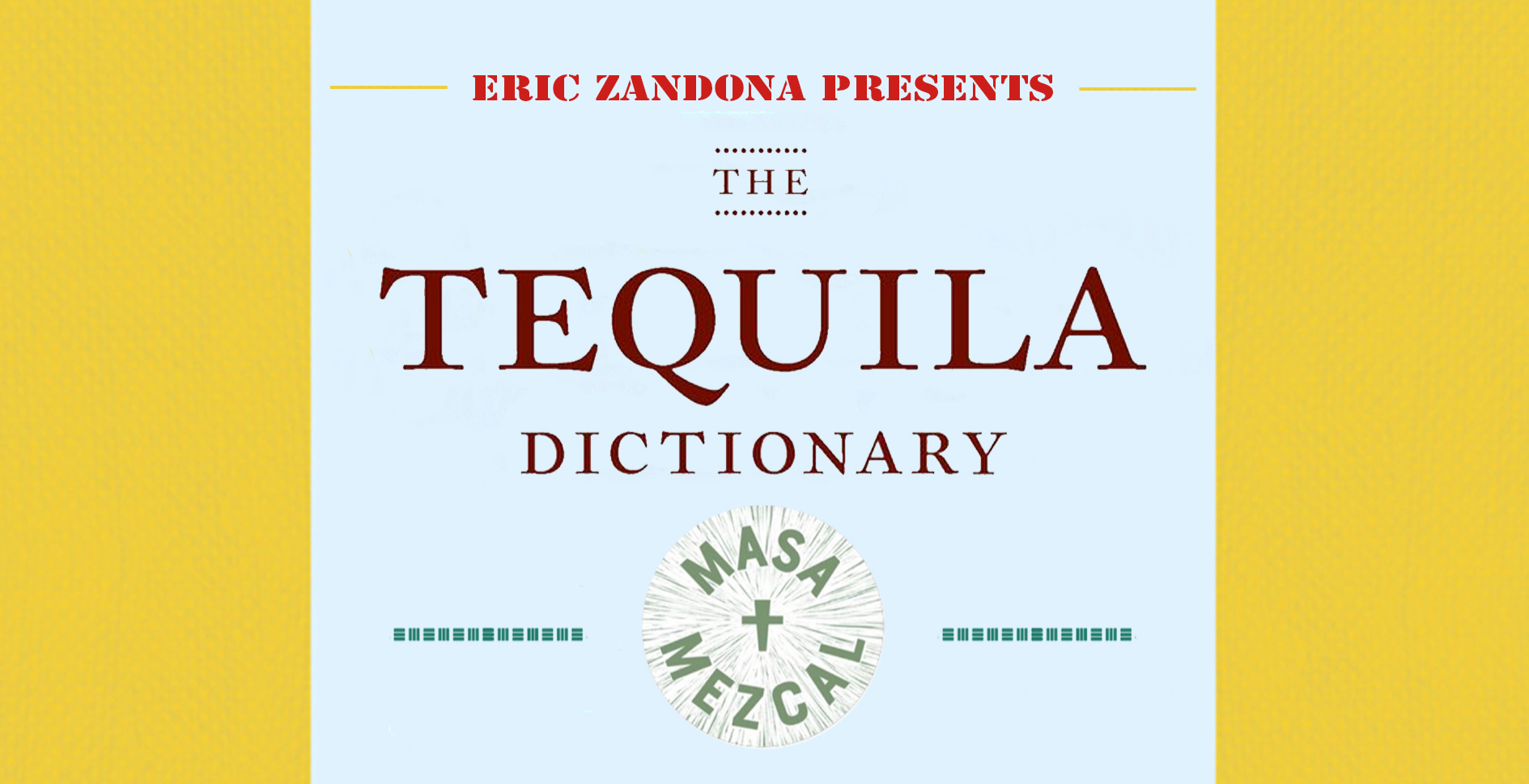 THE TEQUILA DICTIONARY ~ UK TOUR