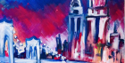 ArtNight - Painting Workshop - Abstract City