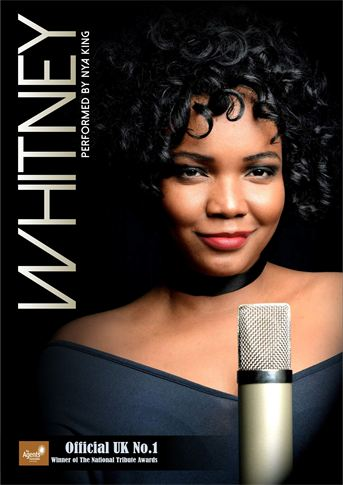 Ultimate Christmas Motown Party Show - Nya King Brilliant Whitney Houston Tribute