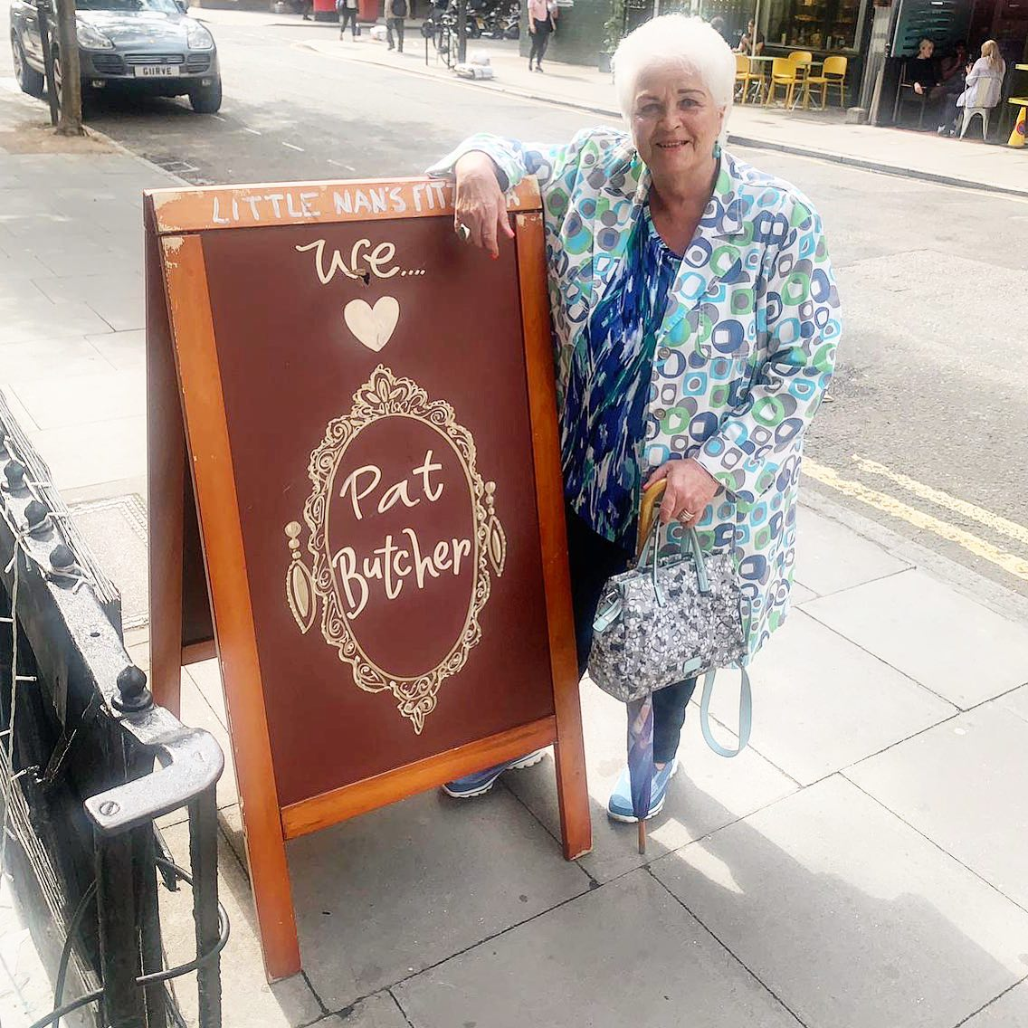 The Pat Butcher Bottomless Boozy Brunch and Supper Experience