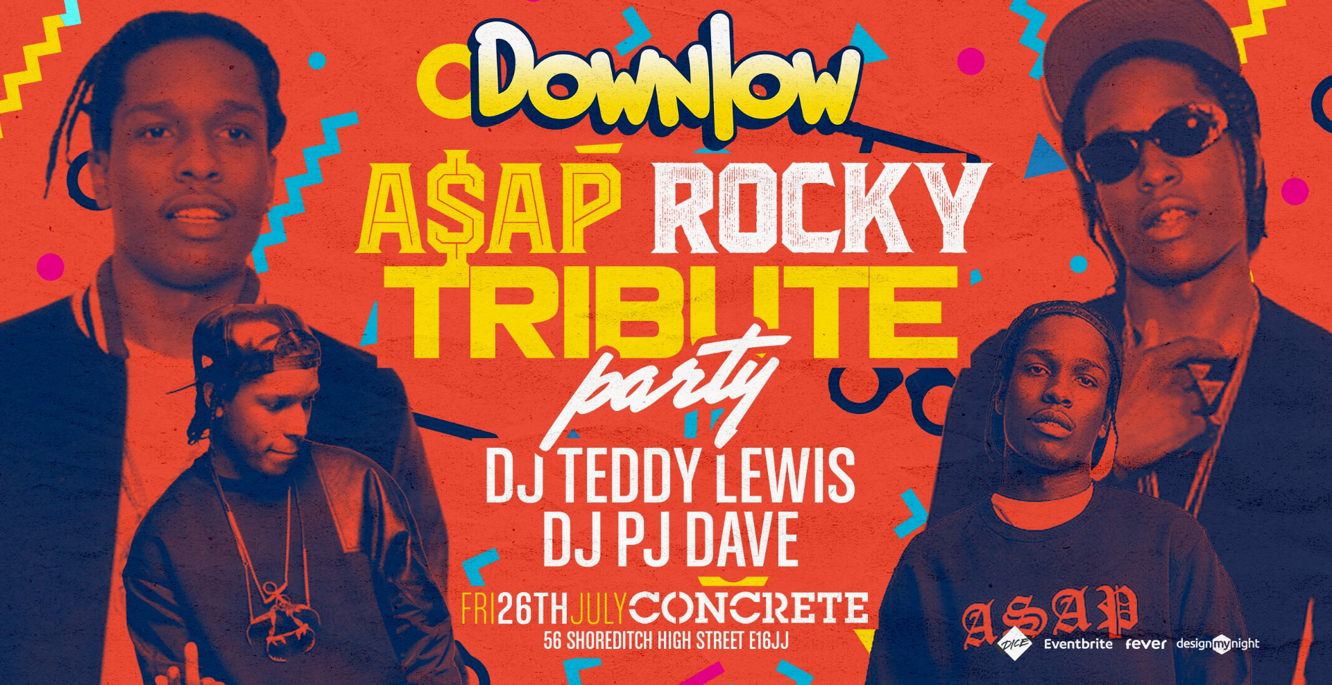 Hip Hop, Trap, & Rap party: The Shoreditch Downlow | Shoreditch