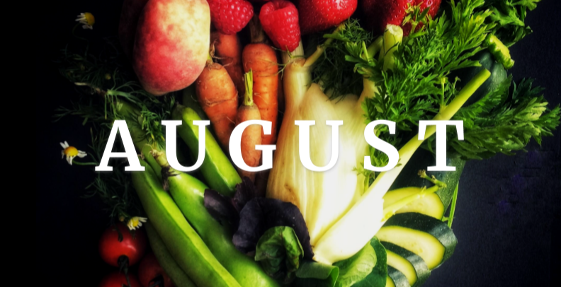 Seasonal Supper: AUGUST