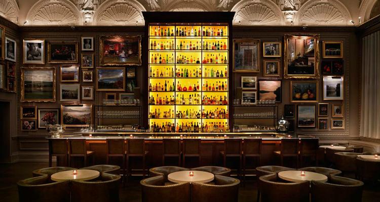 Berners Tavern London Review