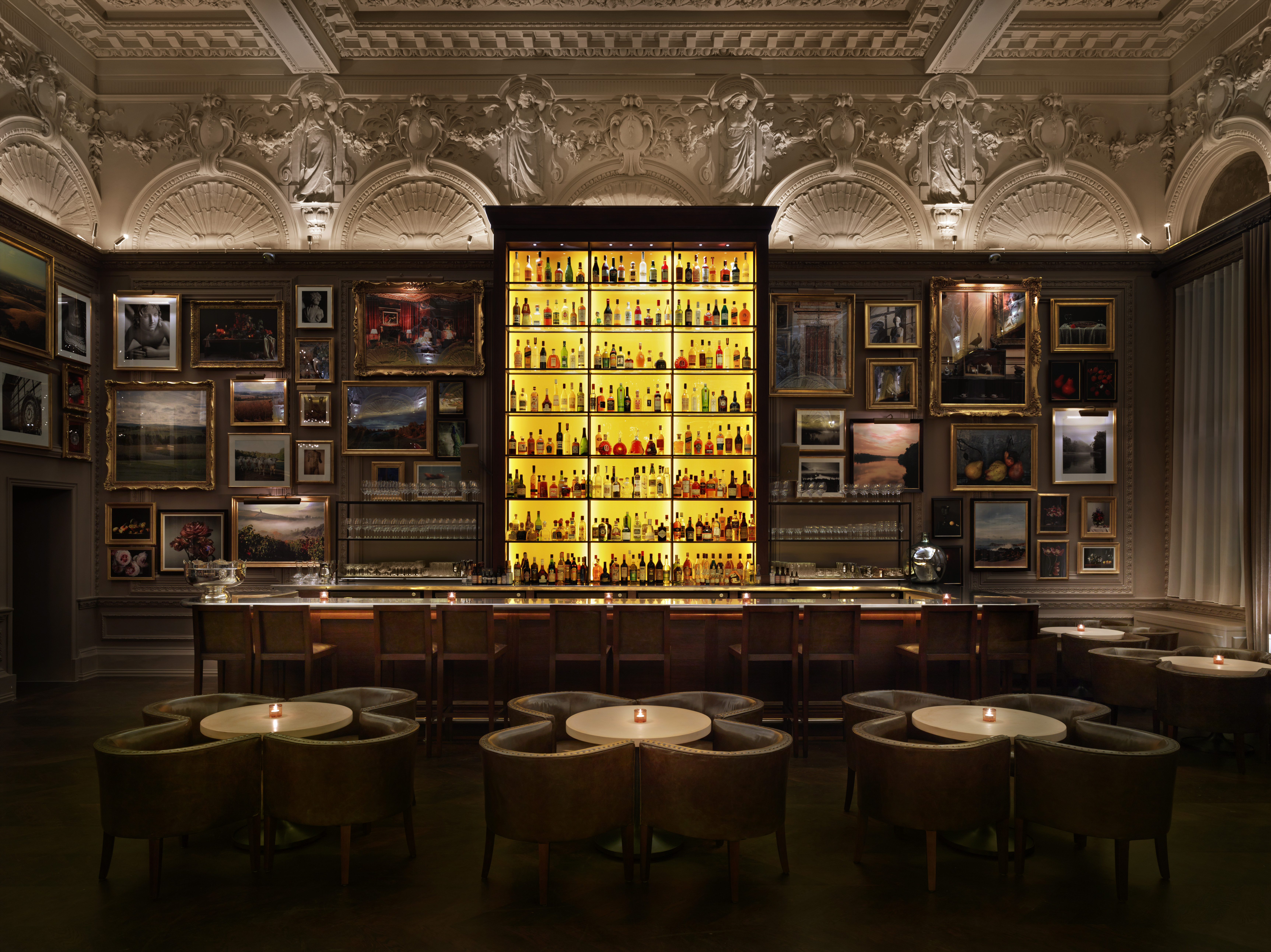 Berners Tavern Bar