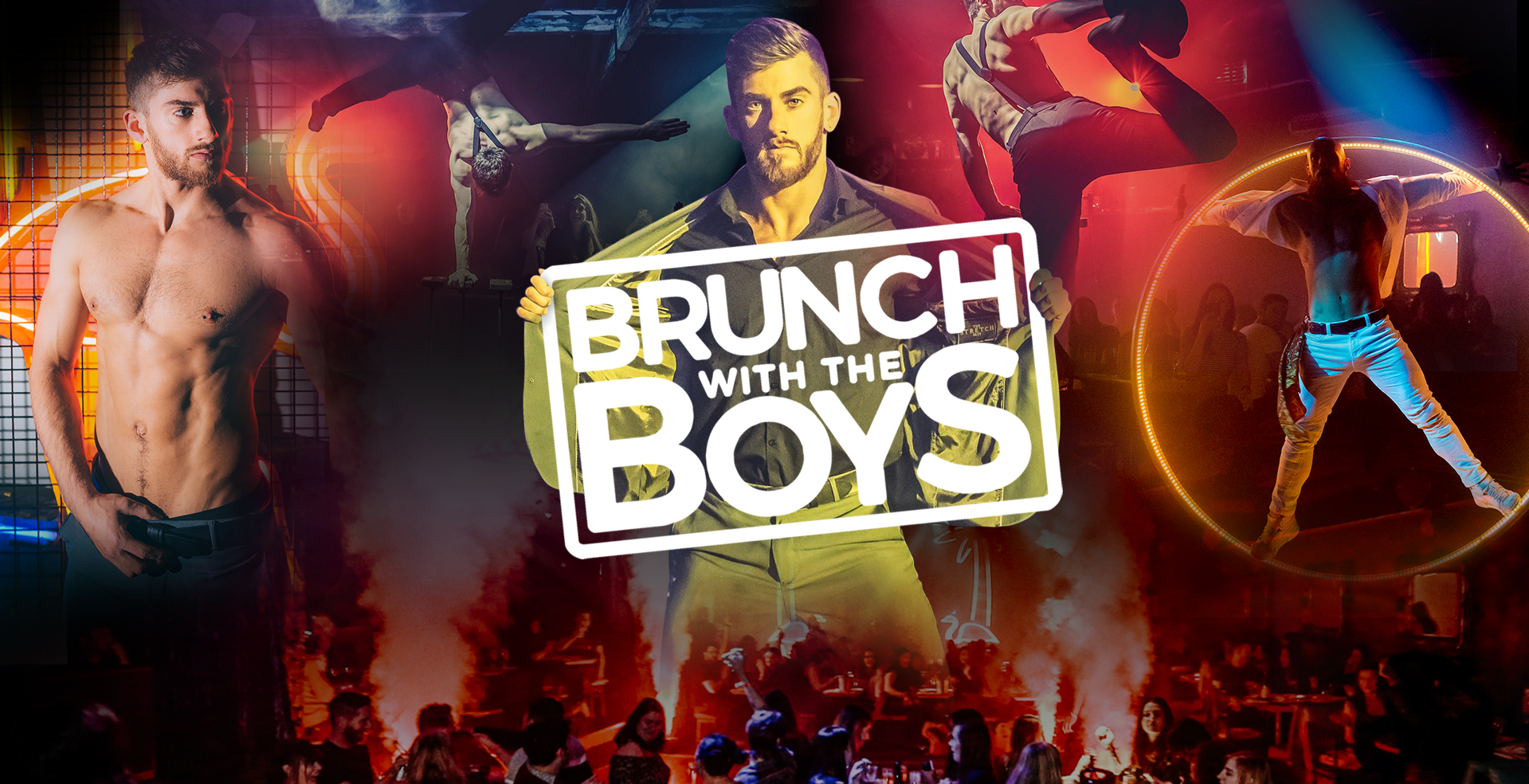 Brunch Weekender @ Brunch with the Boys