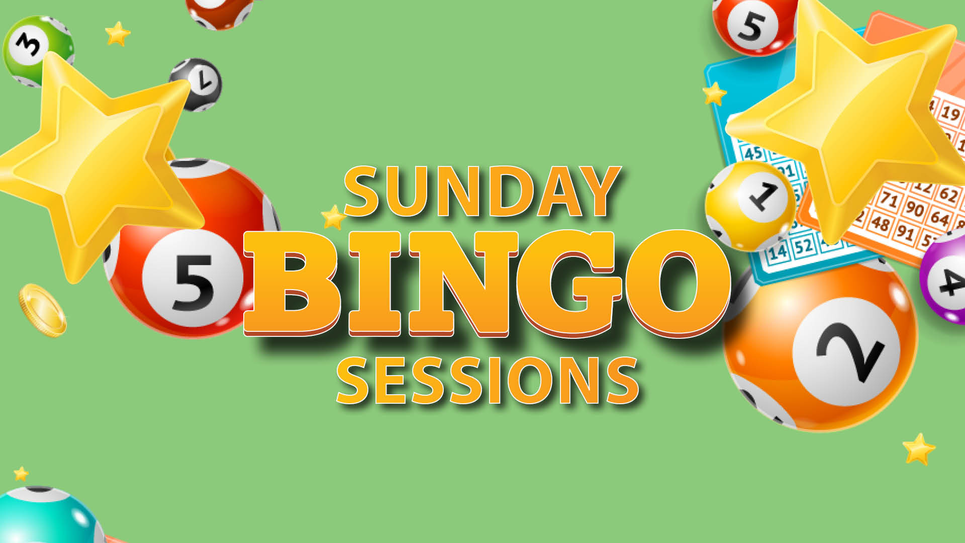 Super Sunday's - Live Music and Bingo
