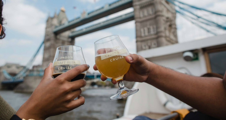 Craft Beer Cruise London