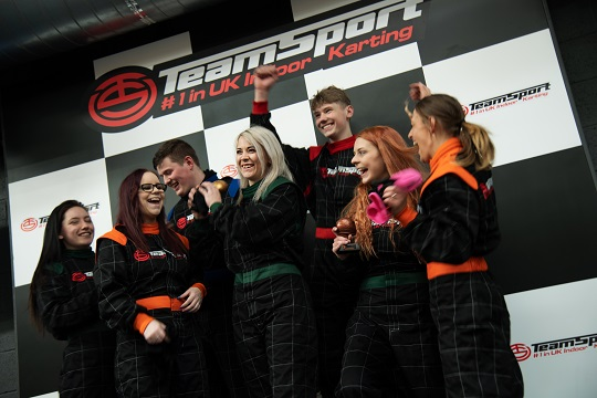 TeamSport Go Karting London Docklands