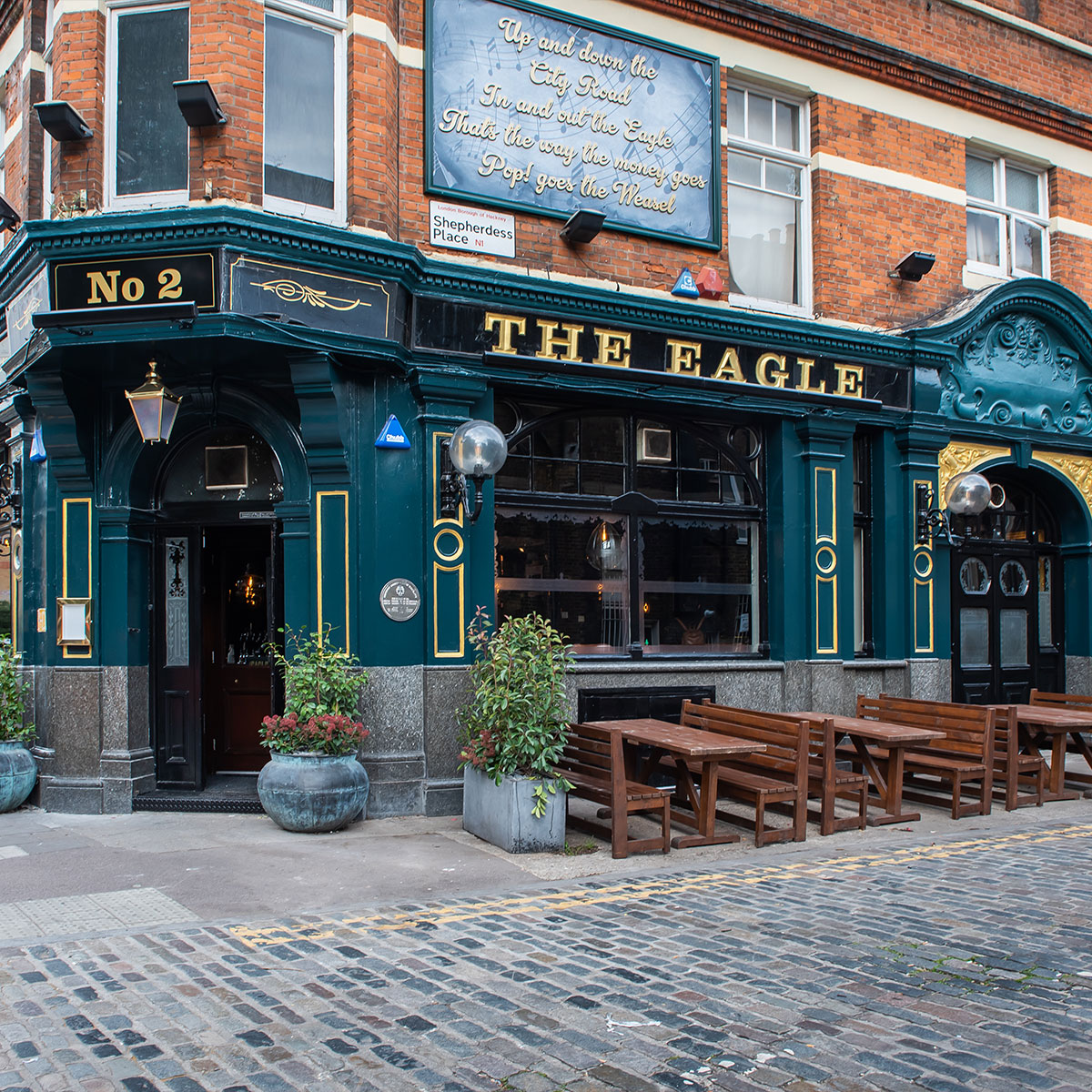 The Eagle Hoxton