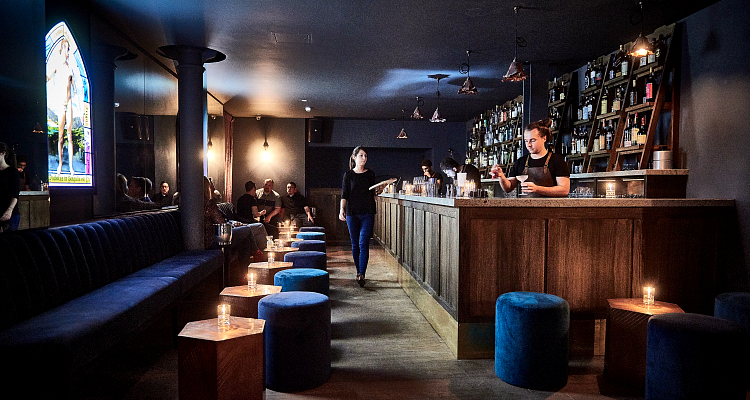 Eve Bar London Review