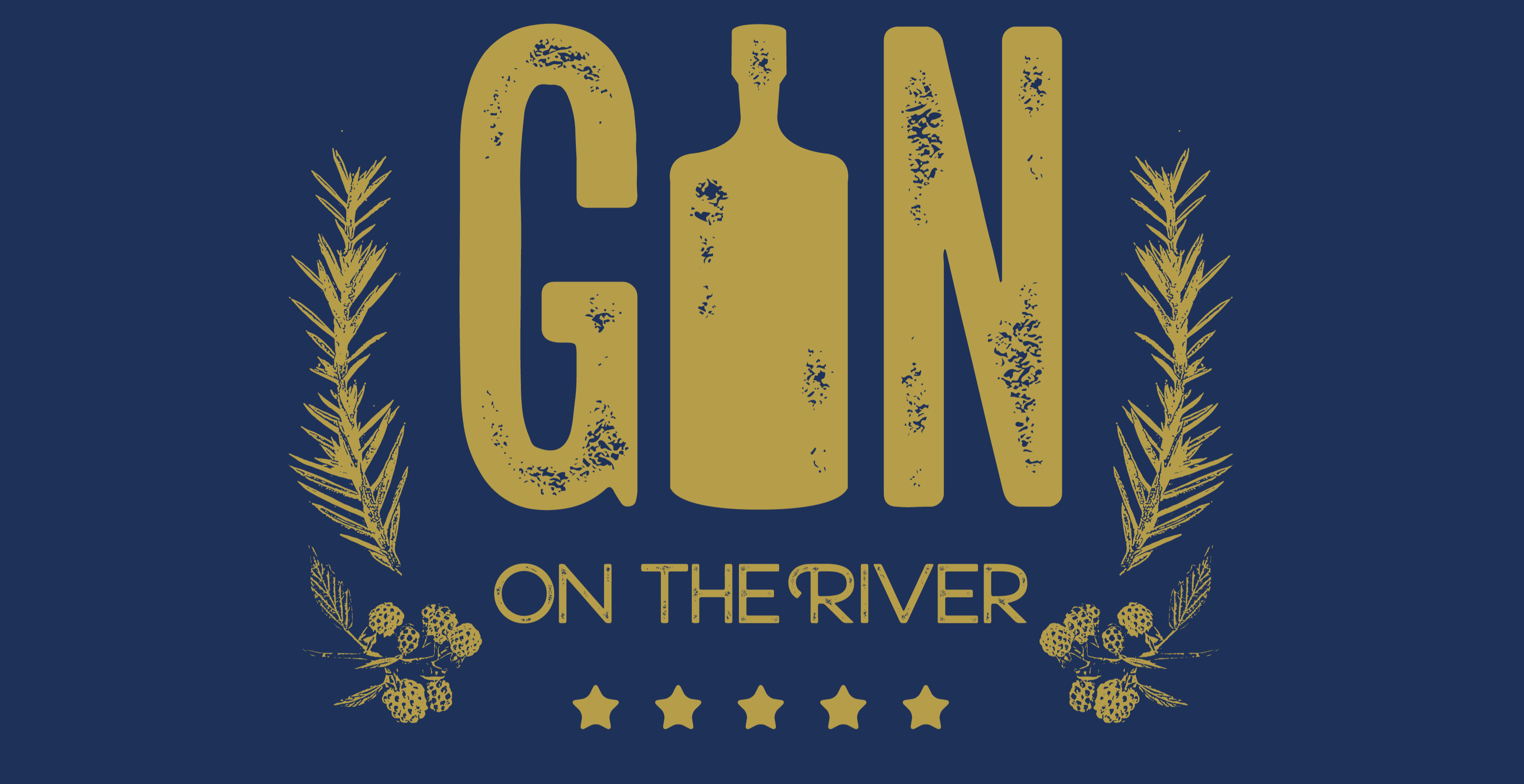 Gin on the River London - 30th November 5pm-8pm
