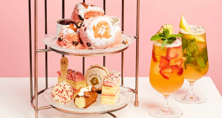 Frozen Afternoon Tea | London Restaurant News | DesignMyNight
