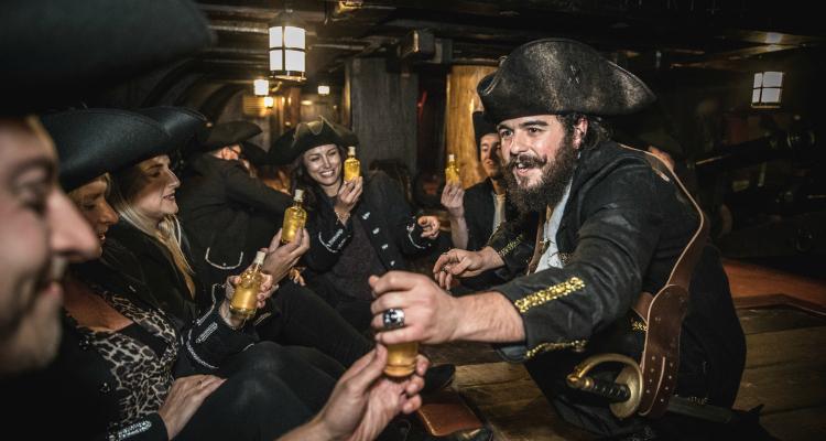 The Hidden Spirit Cocktail Experience
