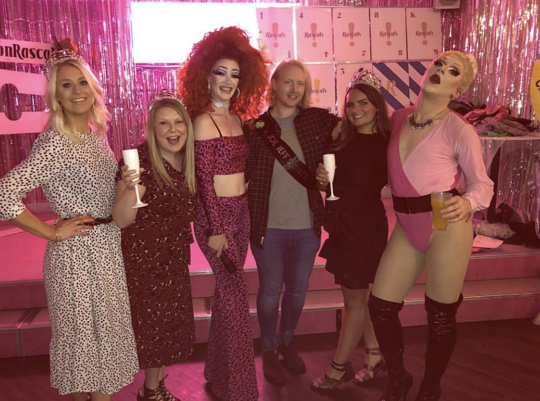 The Comedy Drag Bottomless Brunch Gameshow