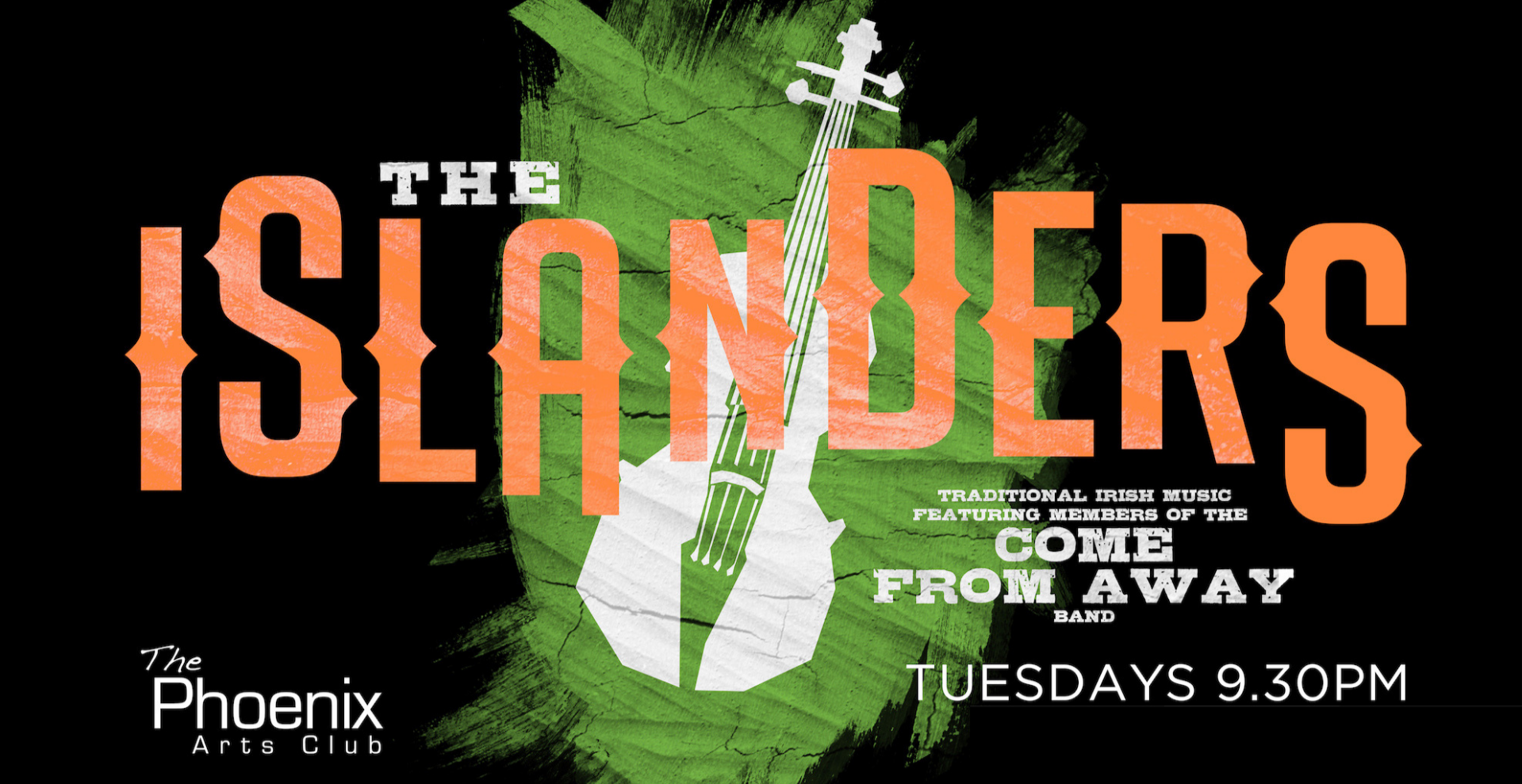 The Islanders: Traditional Irish Folk Music featuring Members of the 'Come From Away' Band